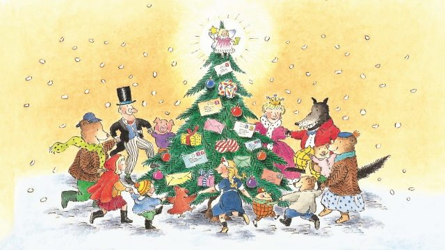 The Jolly Christmas Postman Children's Show at the Oxford Playhouse