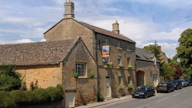 The Kingham Plough Restaurant and Pub Chipping Norton