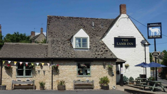 The Lamb Inn, Crawley
