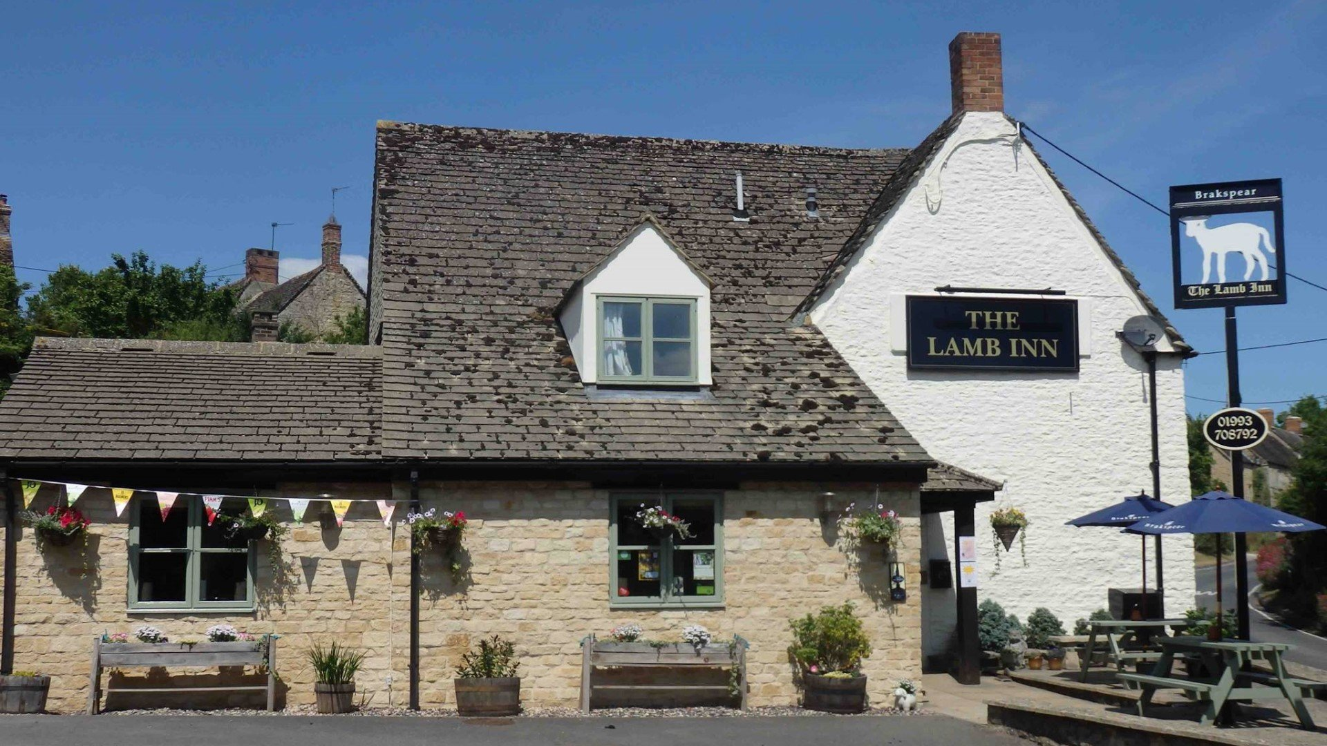 The Lamb Inn, Crawley