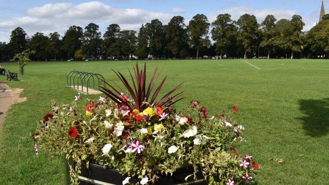 Centenary Field, The Leys, Witney