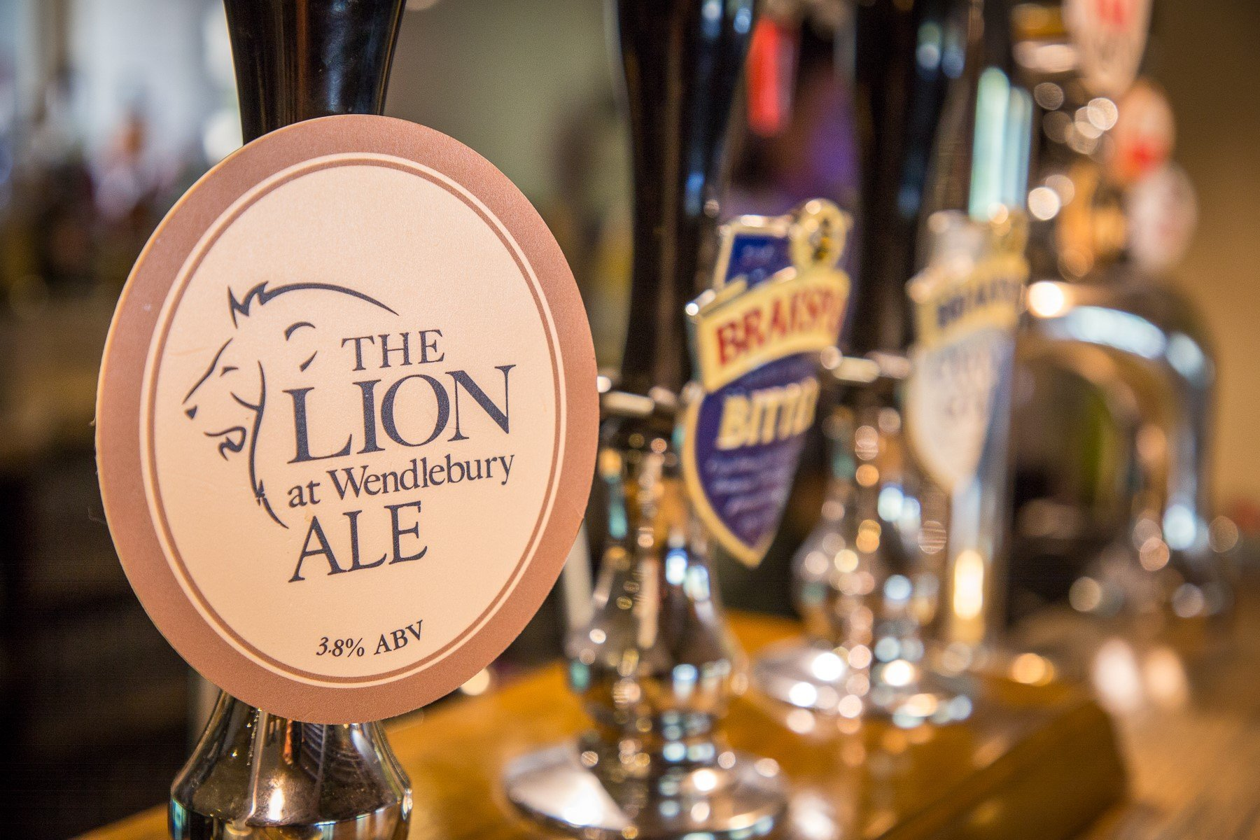The Lion at Wendlebury, Bicester, Oxfordshire Pub & Inn 02