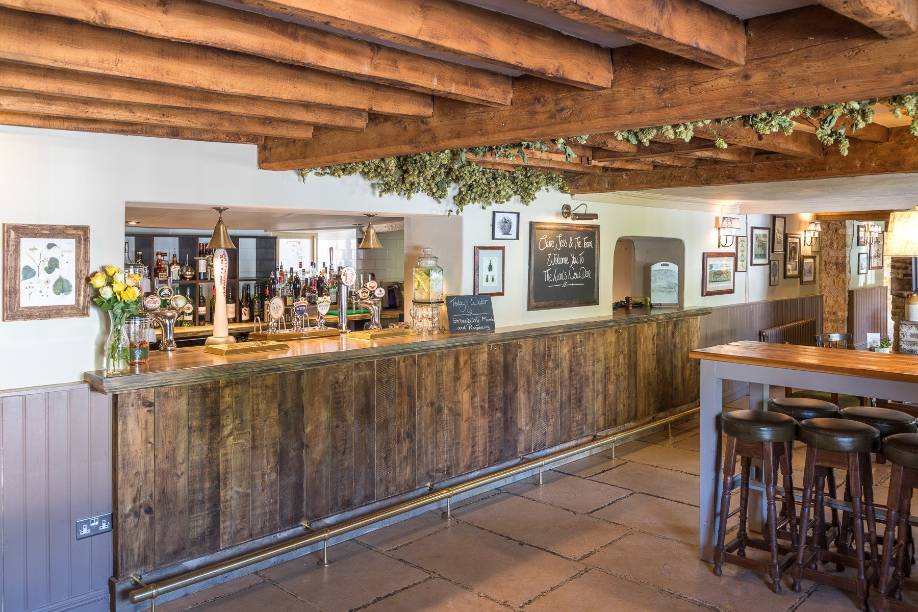 The Lion at Wendlebury, Bicester, Oxfordshire Pub & Inn 07