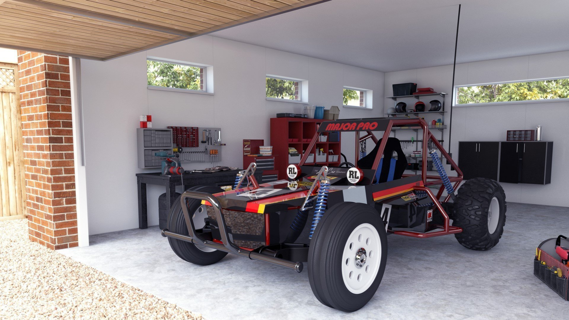 Bicester's The Little Car Company to release human-sized version of radio-controlled car