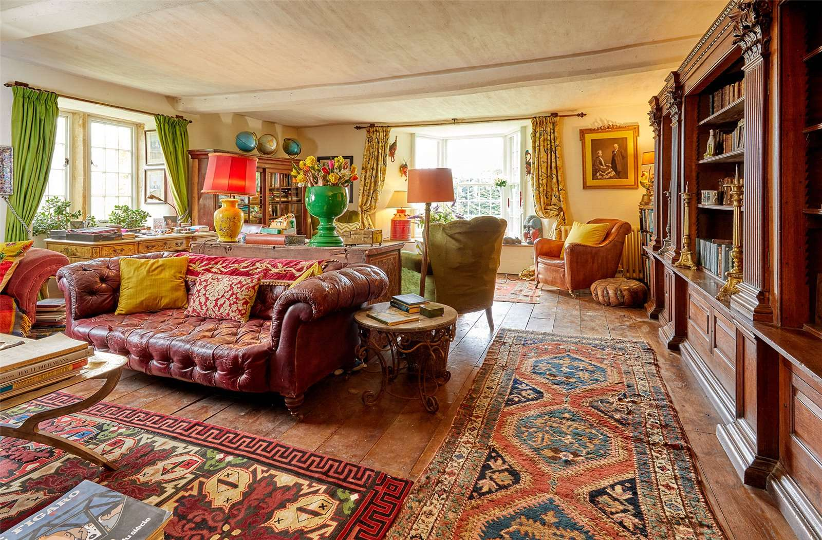 The Manor House, Chipping Norton, Oxfordshire - Drawing Room