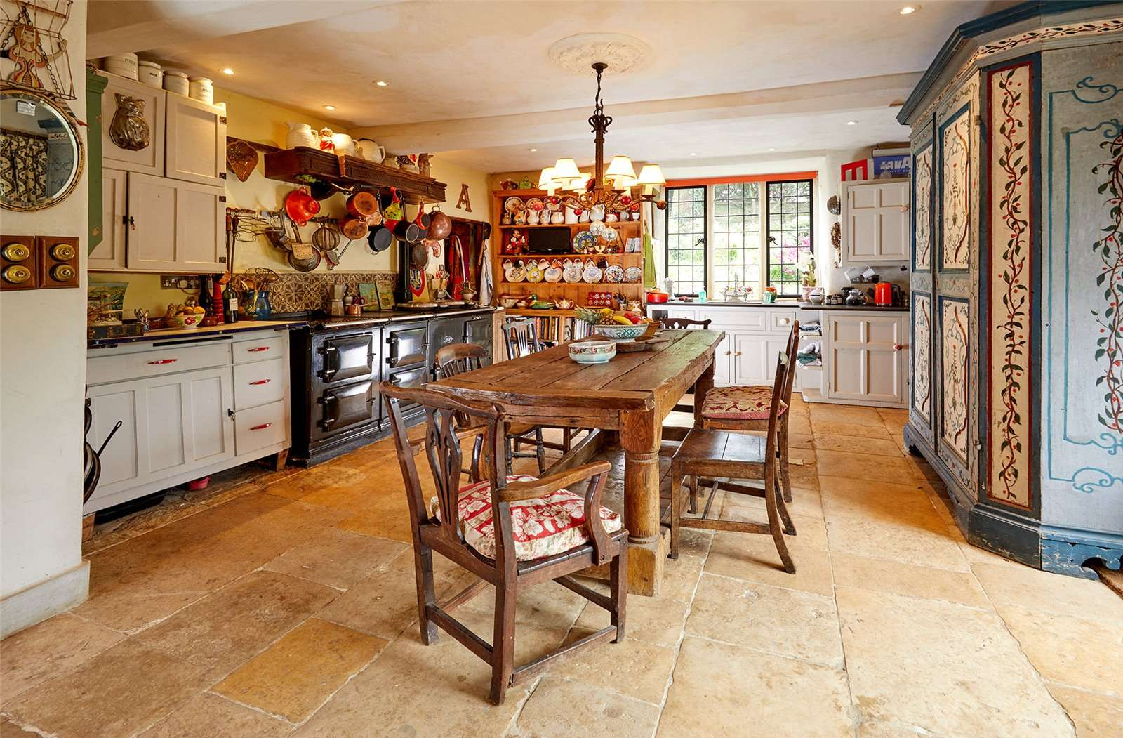 The Manor House, Chipping Norton, Oxfordshire - Kitchen