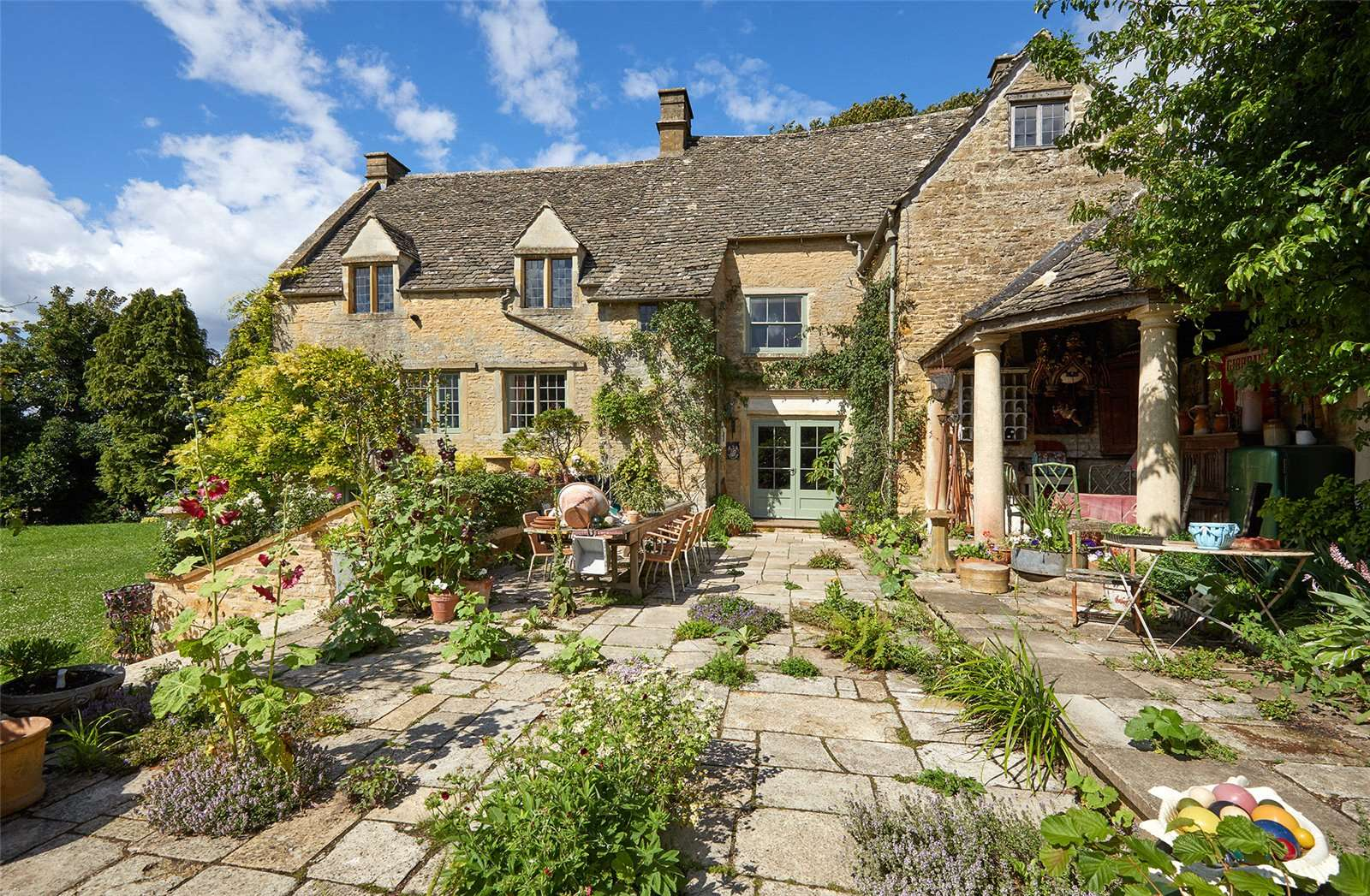 The Manor House, Chipping Norton, Oxfordshire - House