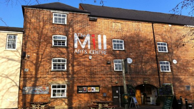 The Mill Arts Centre, Banbury, Oxfordshire