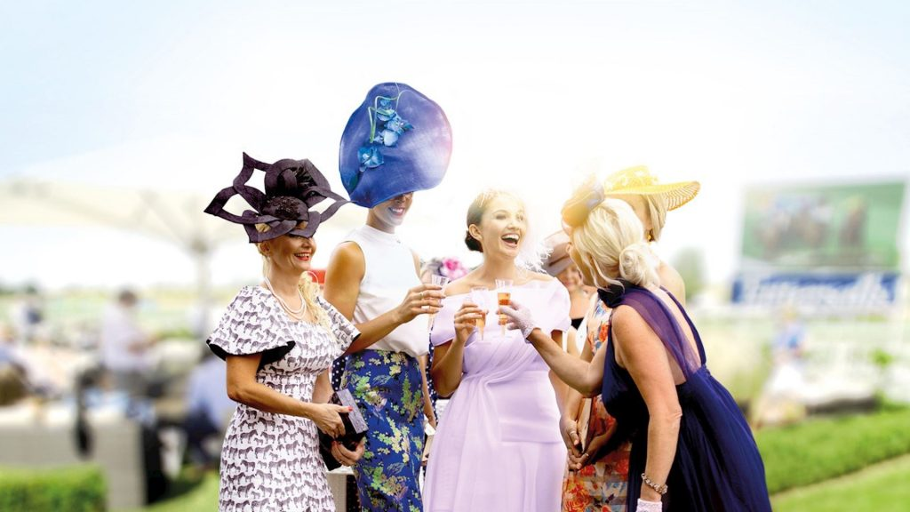 The Moët & Chandon July Festival at Newmarket