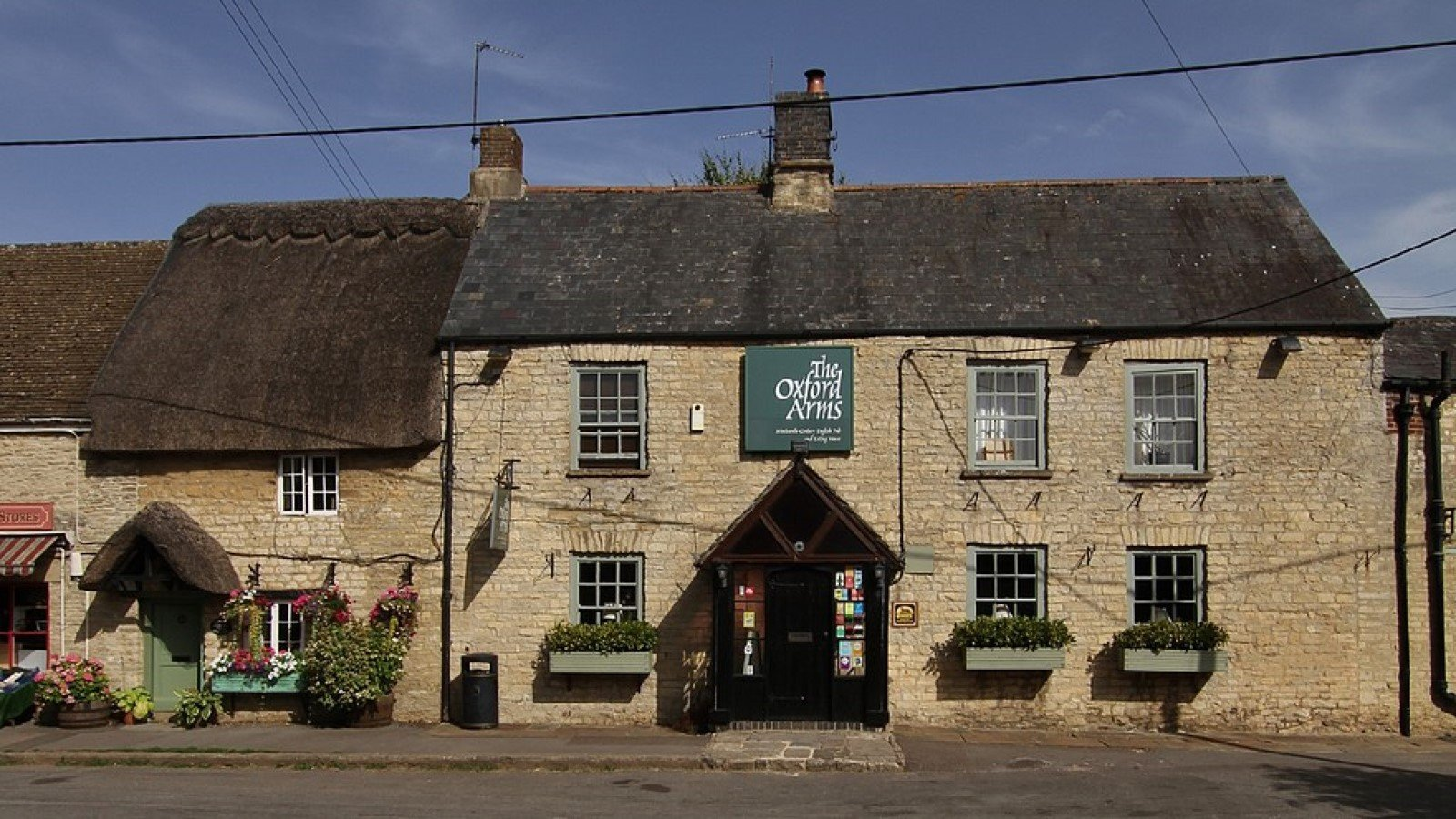 The Oxford Arms - Gastropub - Kirtlington, Kidlington, Oxfordshire