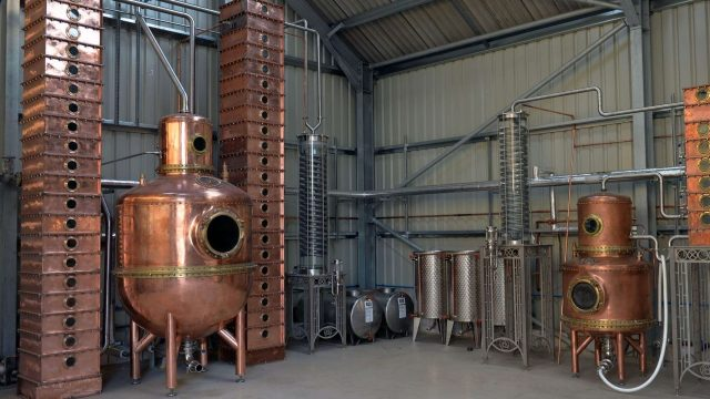The Oxford Artisan Distillery (TOAD) in Oxford