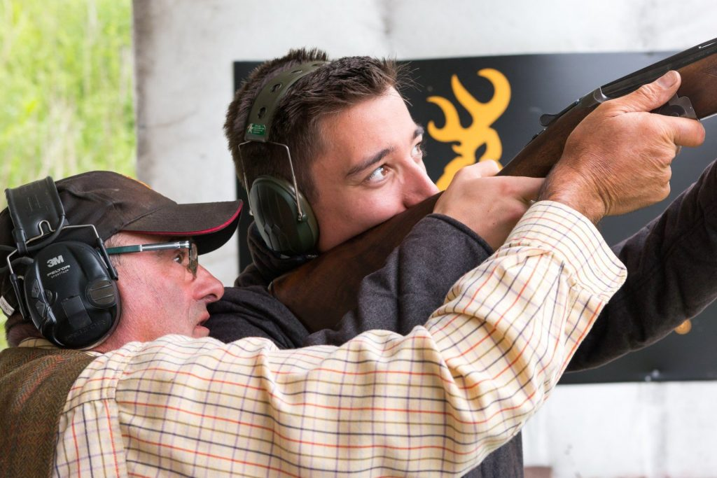 Experienced Instructors at The Oxford Gun Company