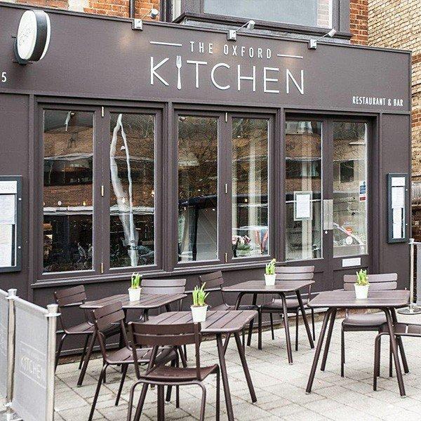 The Oxford Kitchen Restaurant in Summertown, Oxford