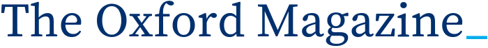 The Oxford Magazine Logo