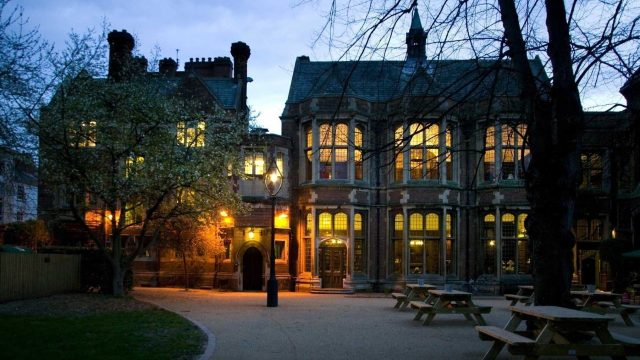 The Oxford Union, University of Oxford