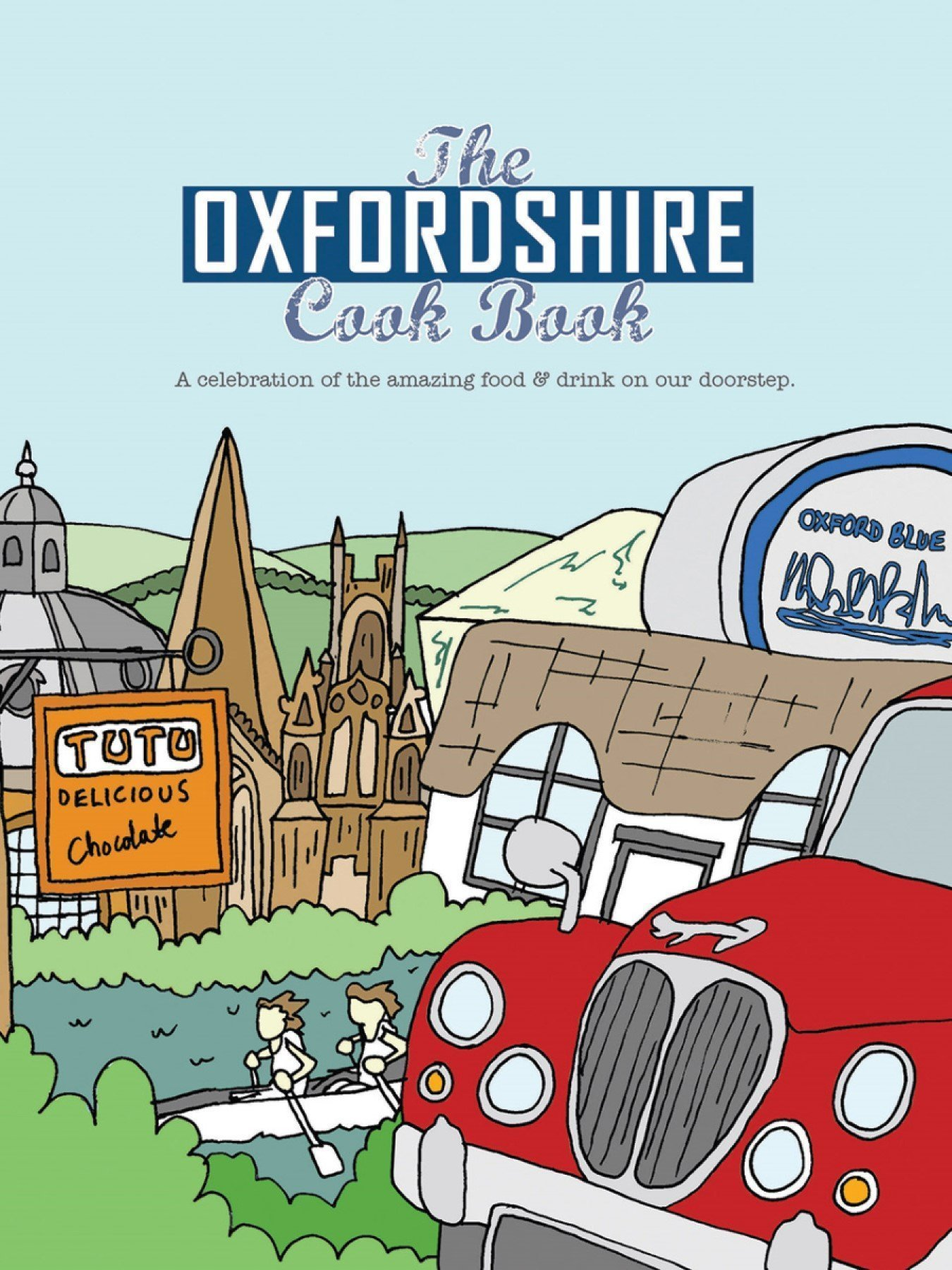The Oxfordshire Cookbook