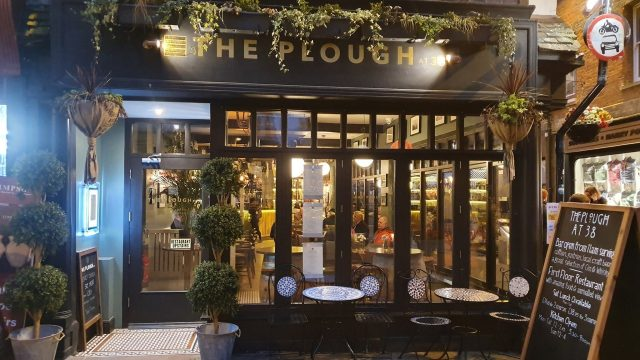 The Plough at 38, Restaurant & Pub, Oxford