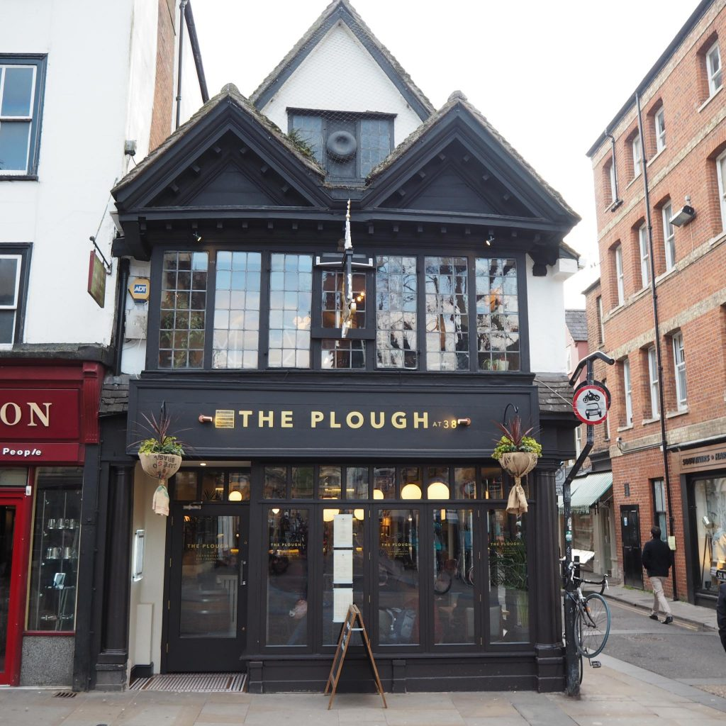 The Plough at 38, Restaurant & Pub, Oxford