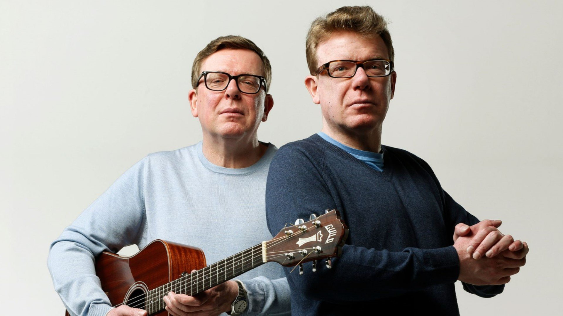 The Proclaimers Concert at New Theatre Oxford