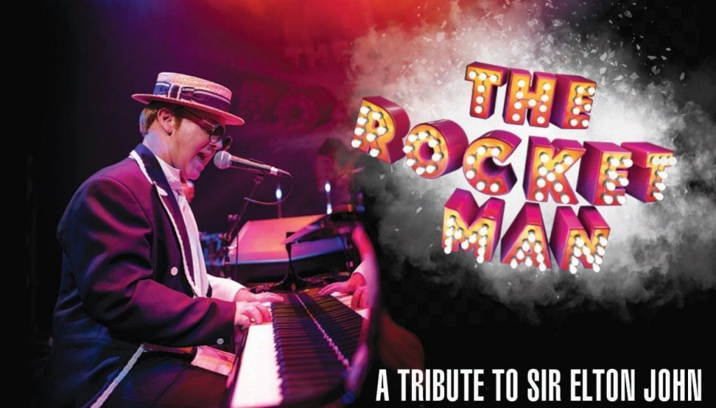 The Rocket Man - A Tribute to Sir Elton John at New Theatre, Oxford