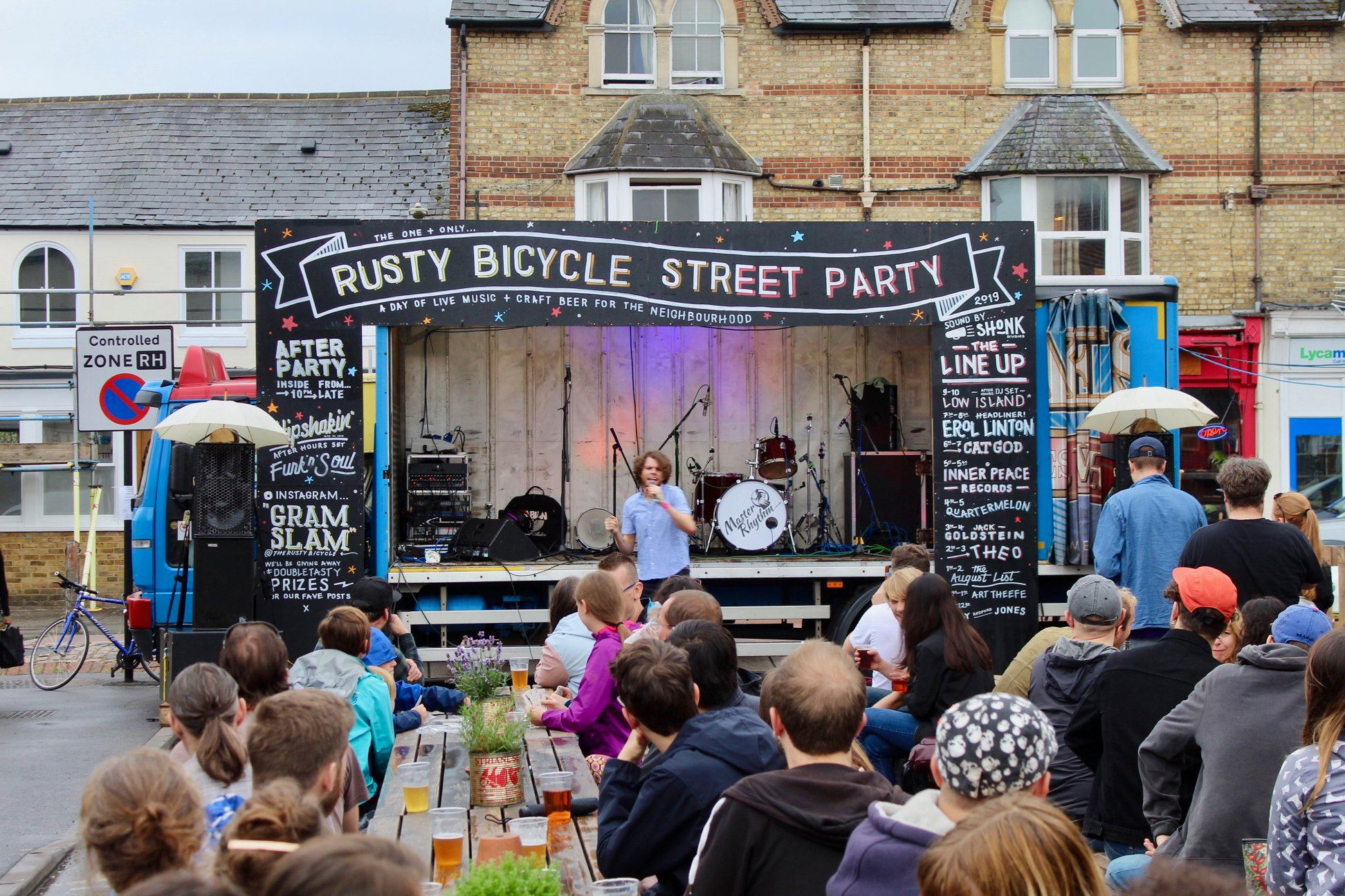 The Rusty Bicycle, Oxford - Gallery Image 11