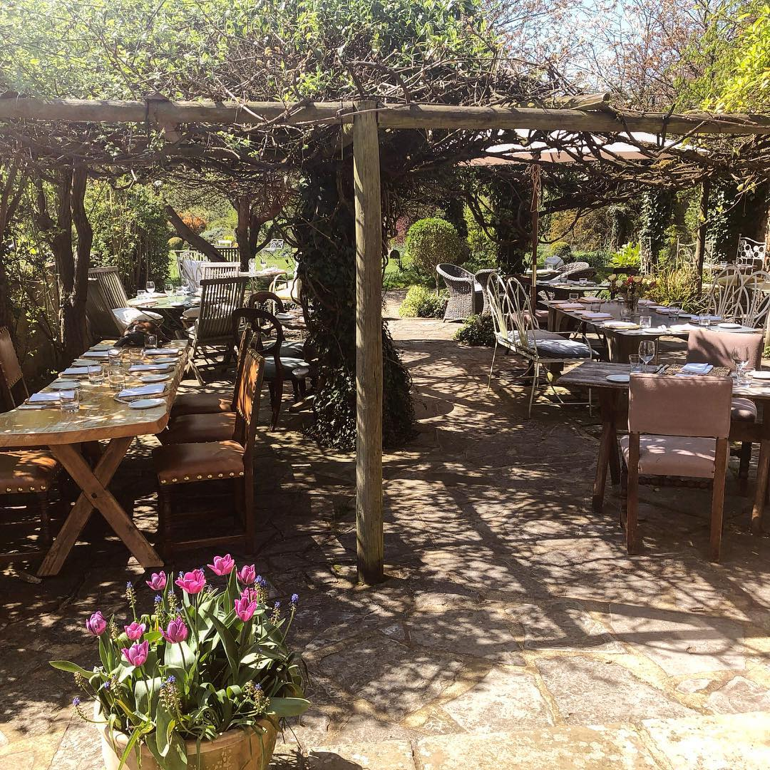 The Sir Charles Napier Restaurant in Chinnor, Oxfordshire
