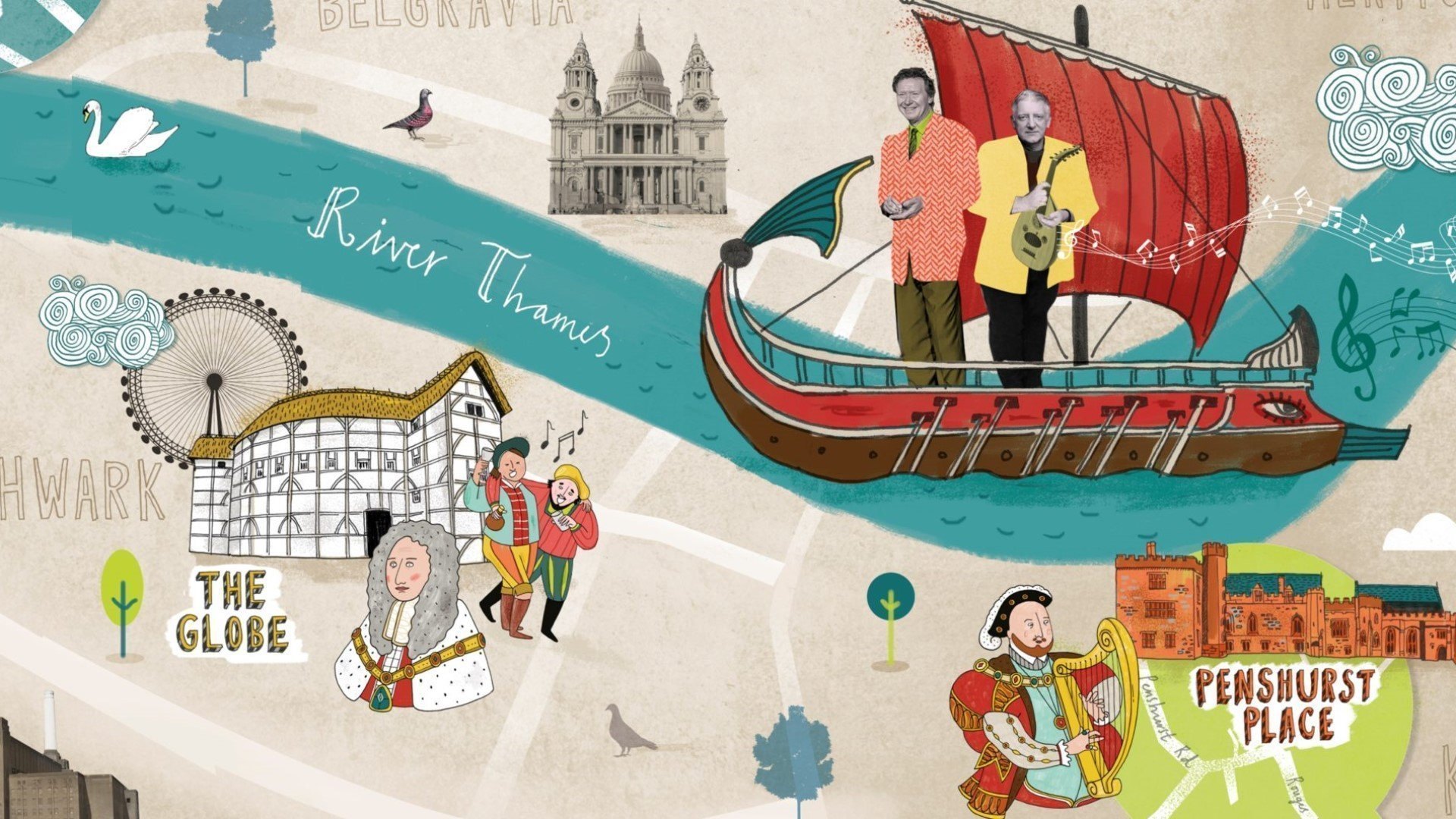 The Sixteen at Christmas – A Choral Odyssey
