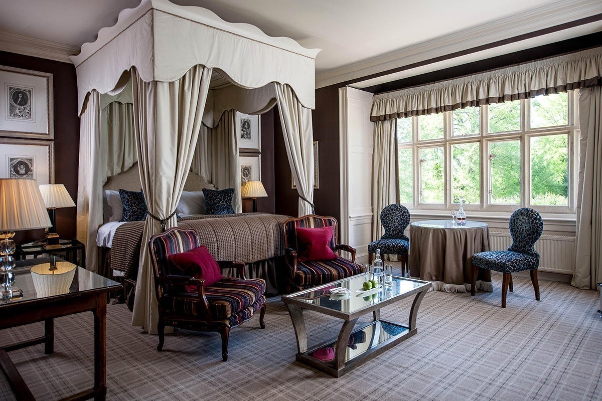 The Slaughters Manor House - Antoinette Suite