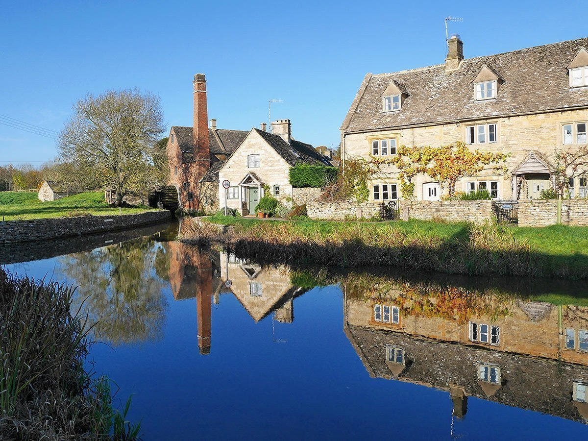 The Slaughters Manor House - Cotswold and Surrounding Area 1