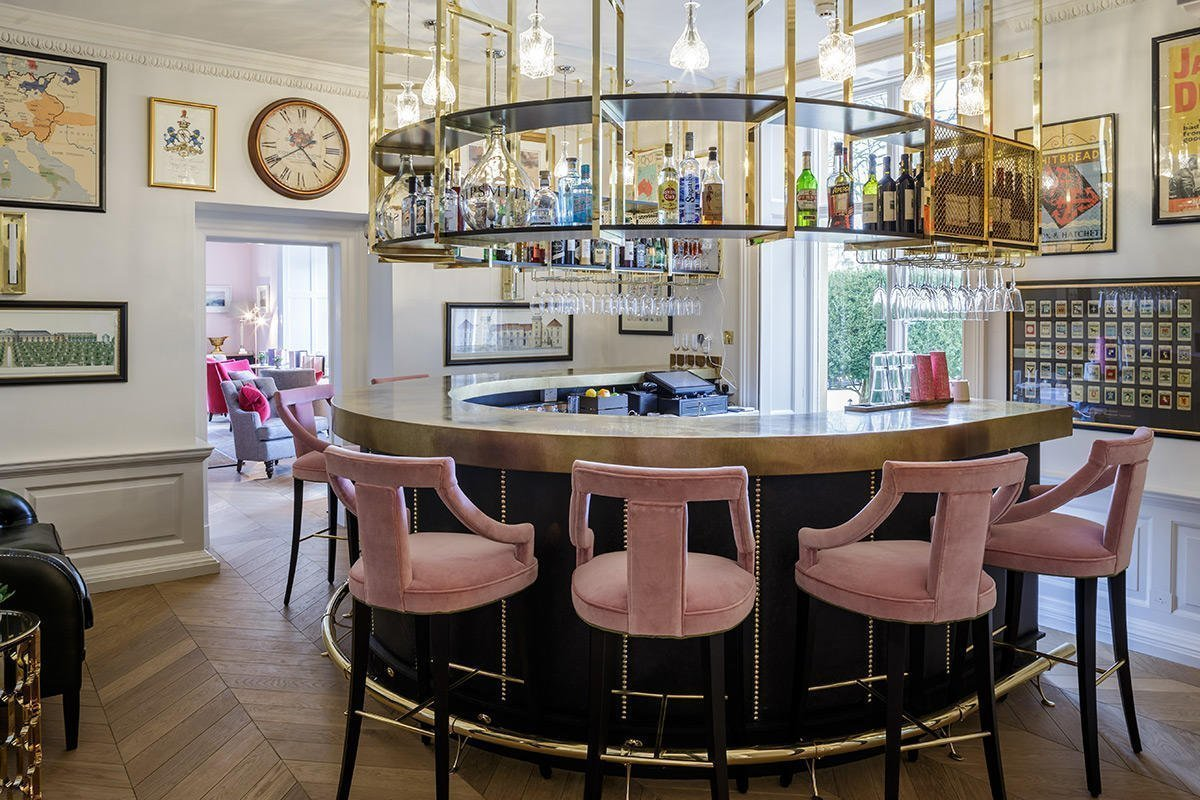 The Slaughters Manor House - The Bar