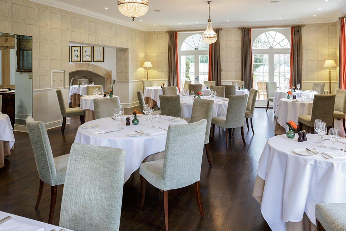 The Slaughters Manor House - The Restaurant
