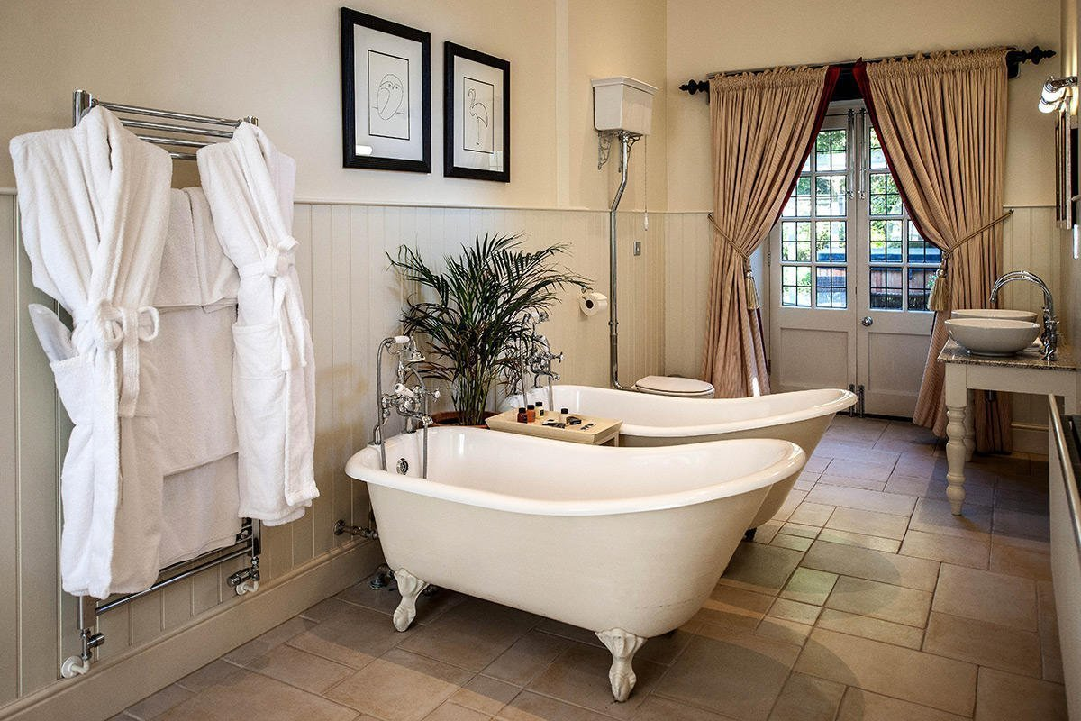 The Slaughters Manor House - 'Valentine' Garden Suite