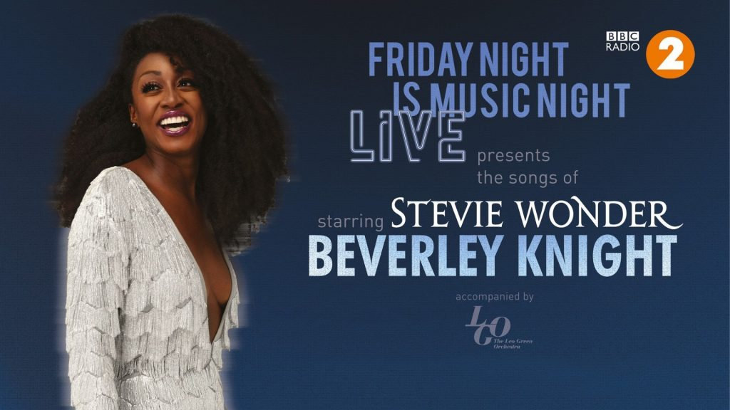 The Songs of Stevie Wonder starring Beverley Knight Concert at New Theatre Oxford