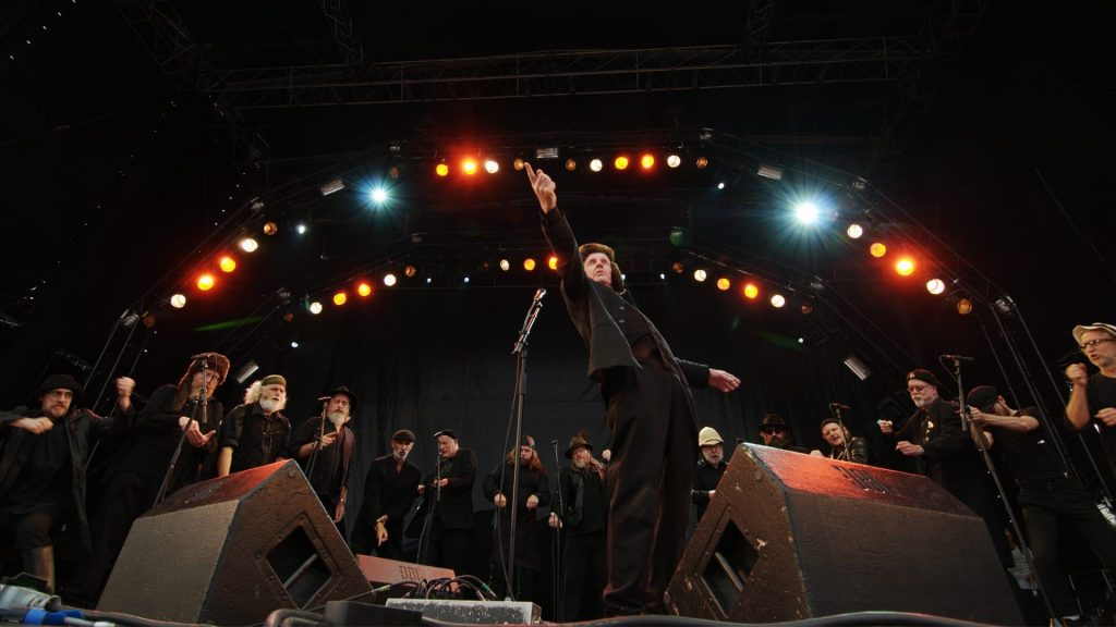 The Spooky Men's Chorale at New Theatre Oxford