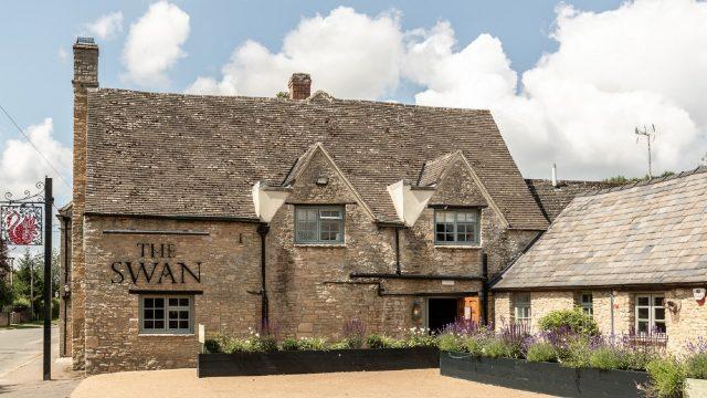The Swan Inn, Ascott-under-Wychwood
