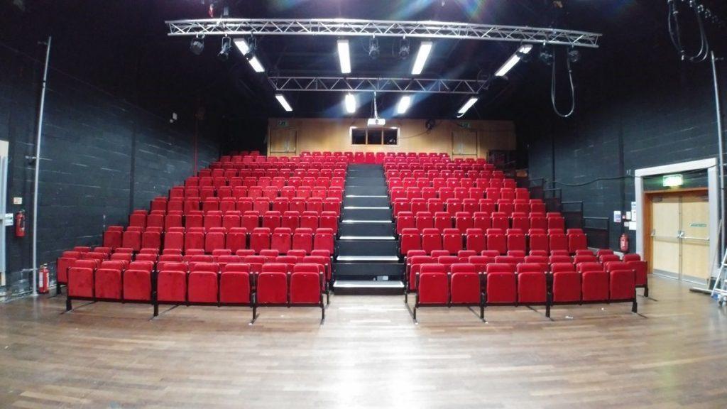 The Theatre at The Mill Arts Centre, Banbury, Oxfordshire