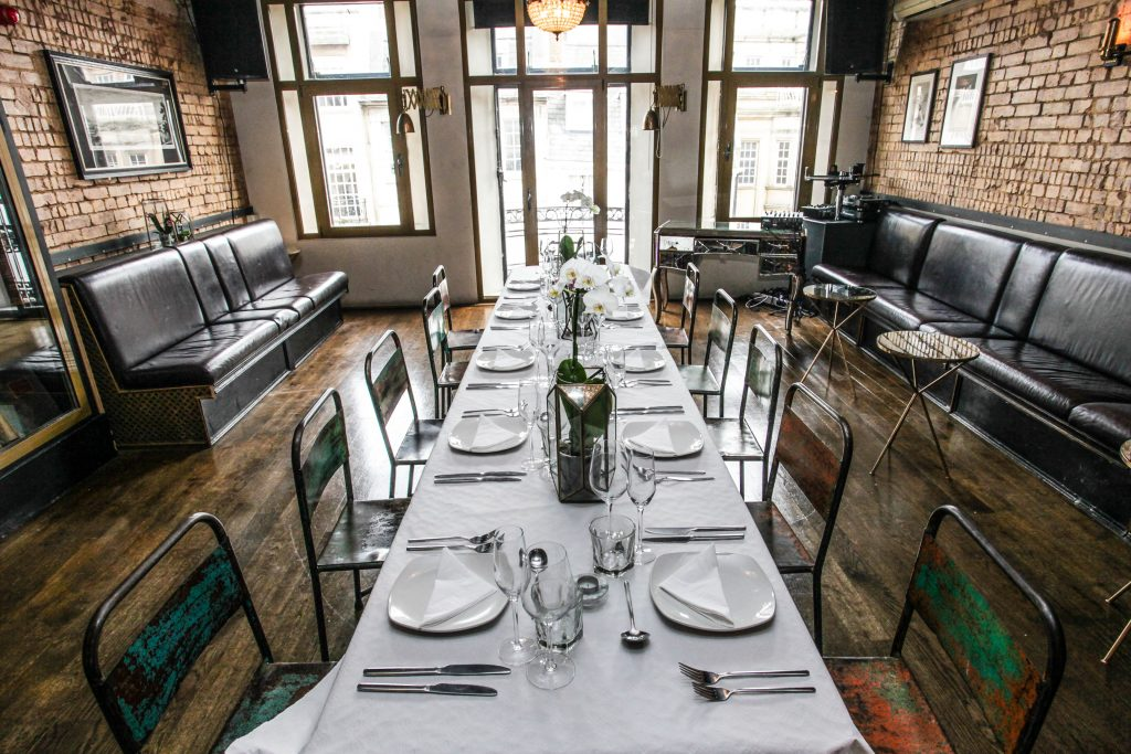 The Varsity Club Oxford - Private Hire