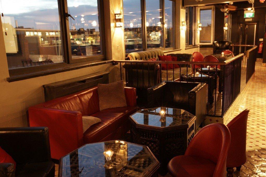 The Varsity Club Oxford - Cocktail Lounge & Restaurant