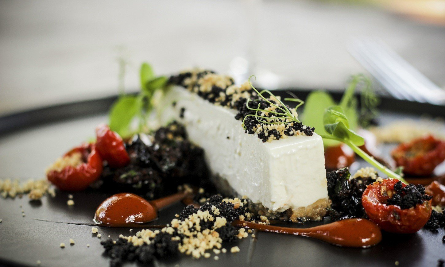 The White Hart Fyfield Fine Dining Pub Restaurant in Oxfordshire - Food