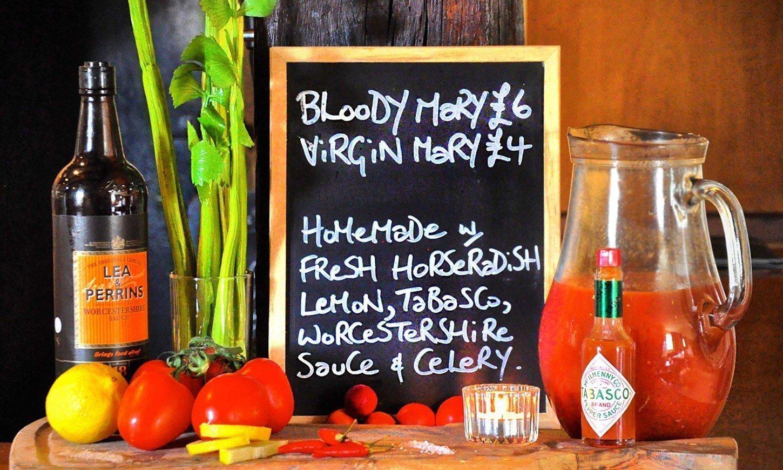 The White Hart Fyfield Fine Dining Pub Restaurant in Oxfordshire - Drinks