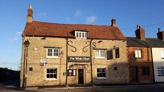 The White Hart Wolvercote