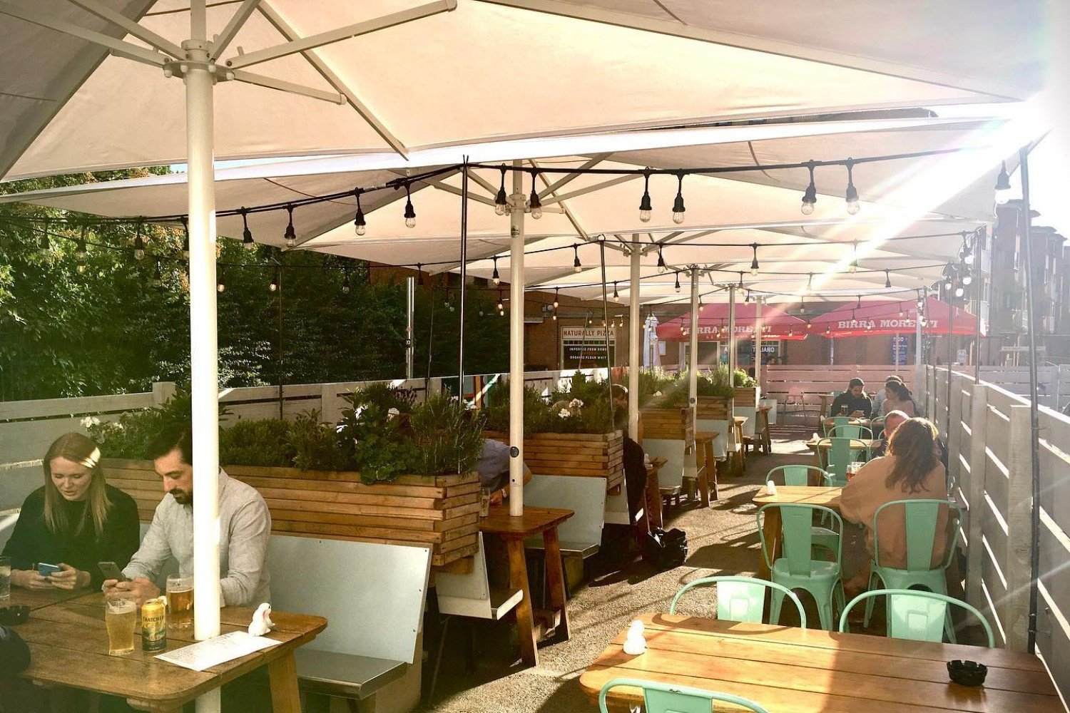 The White Rabbit - Pizza, Pub & Beer Garden in Oxford - Gallery Image 12