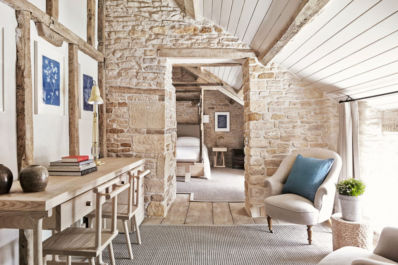 The Wild Rabbit, Kingham Pub with Rooms in Oxfordshire 14