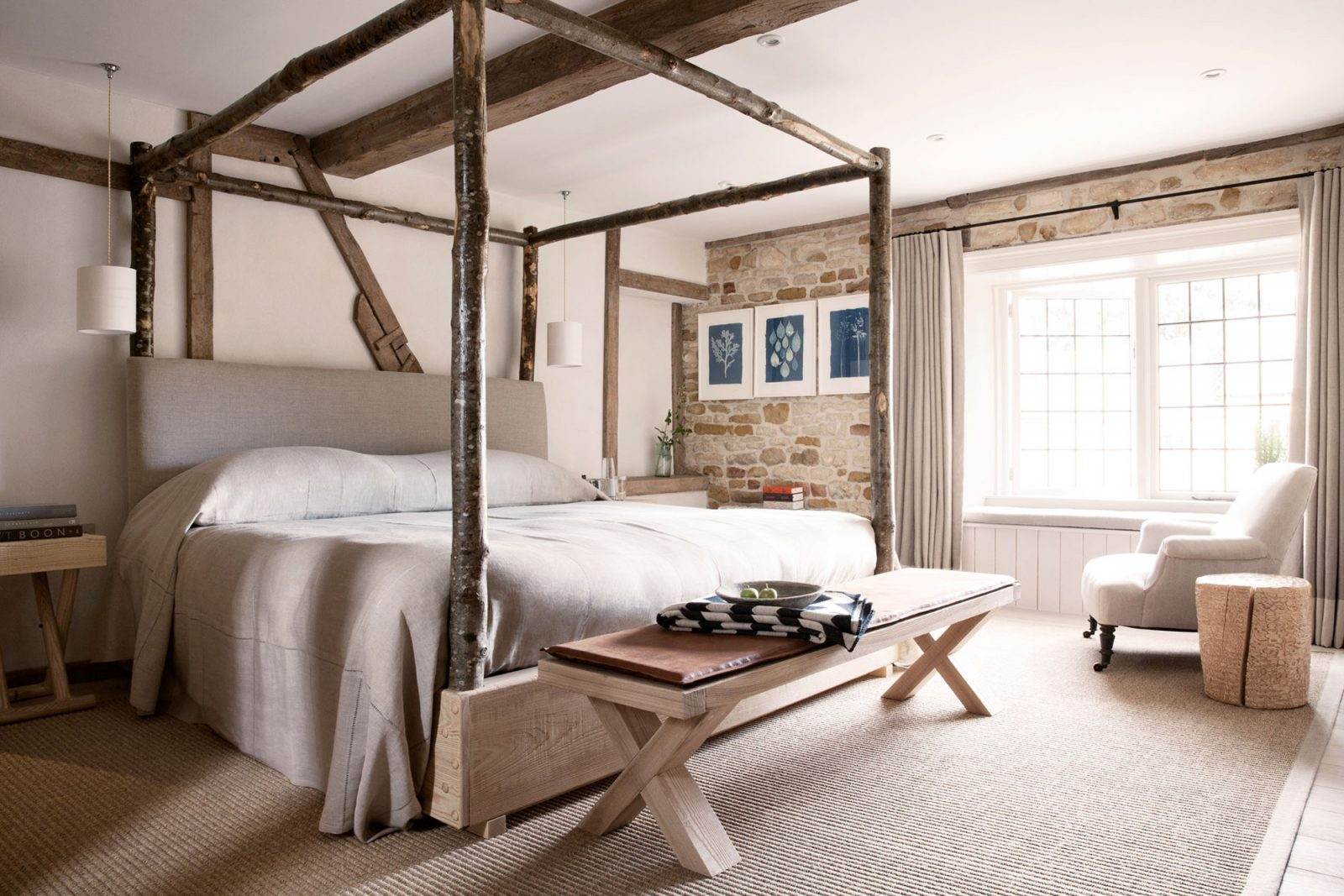 The Wild Rabbit, Kingham Pub with Rooms in Oxfordshire 15