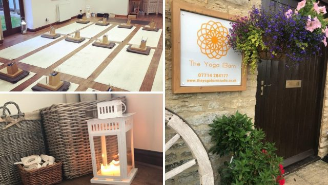 The Yoga Barn Studios, Charlton, Oxfordshire