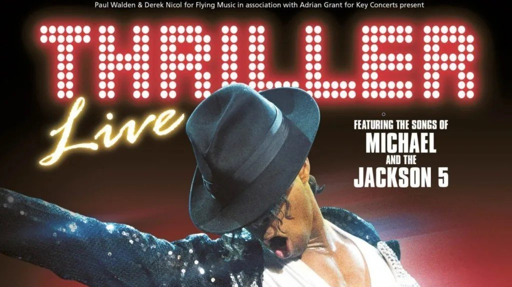 Thriller Live at New Theatre Oxford