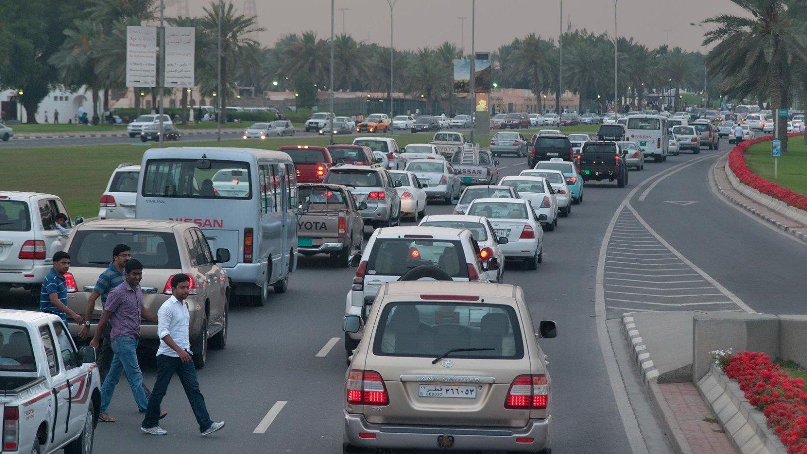 Banbury-based StarTraq awarded traffic enforcement solution contract in Qatar