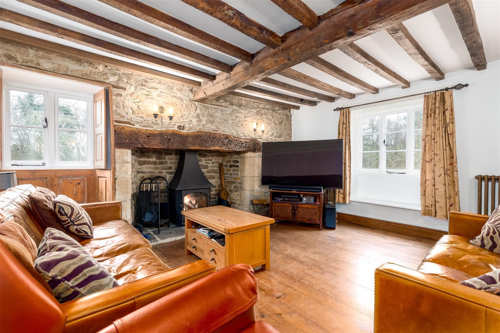 Tubney Manor - Sitting Room