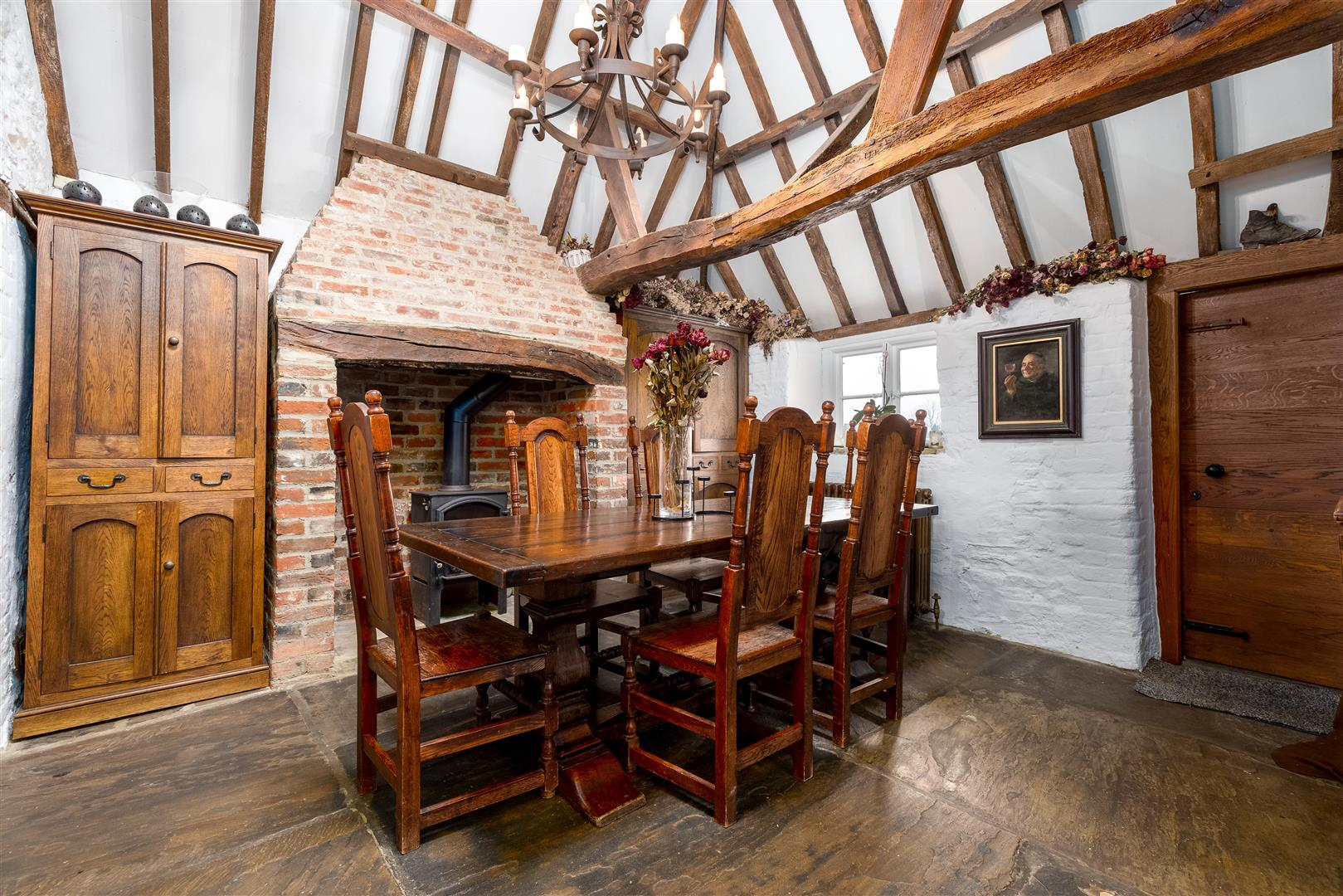 Tubney Manor - Dining Room