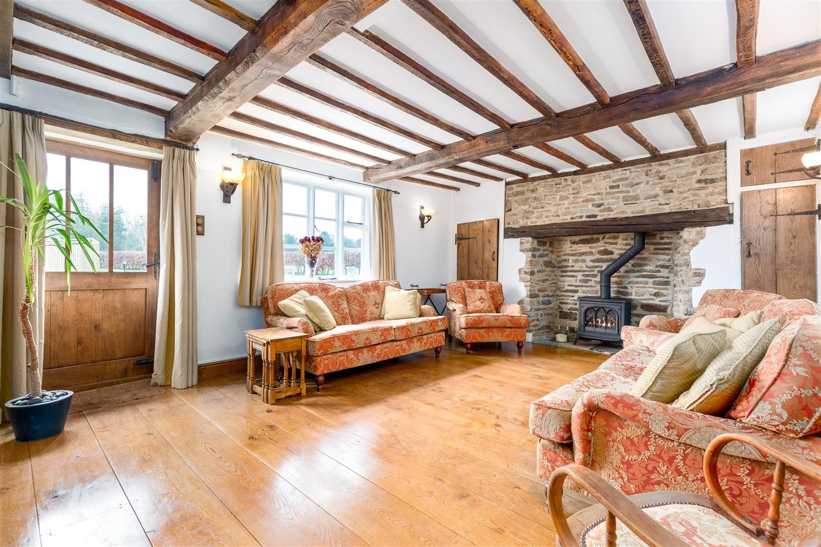 Tubney Manor - Family Room